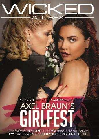 Axel Braun's Girlfest from Wicked front cover
