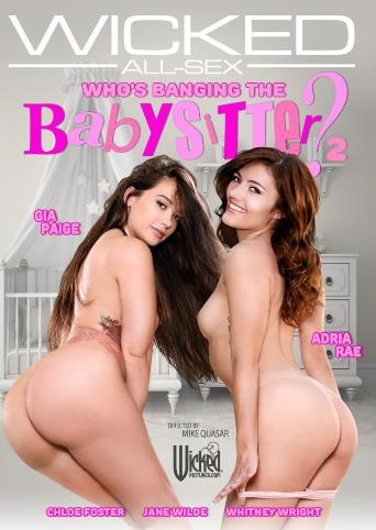 Who's Banging The Babysitter 2 from Wicked front cover