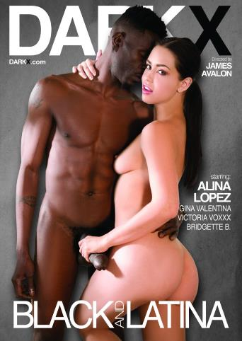 Black And Latina from Dark X front cover