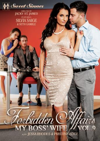 Forbidden Affairs 9 My Boss' Wife from Sweet Sinner front cover