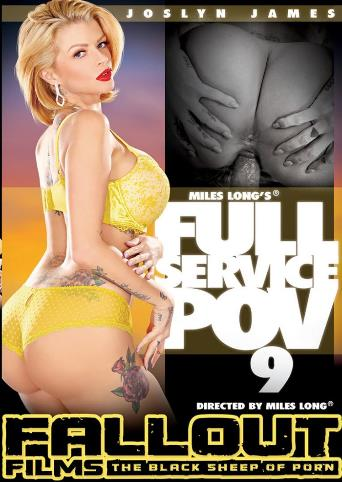 Full Service POV 9 from Miles Long Productions front cover