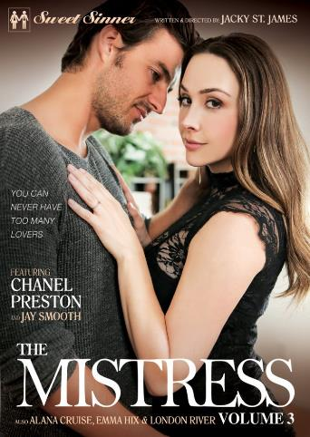 The Mistress 3 from Sweet Sinner front cover