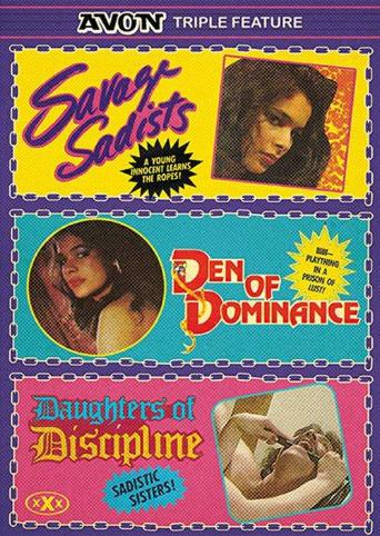 Den Of Dominance from Vinegar Syndrome front cover