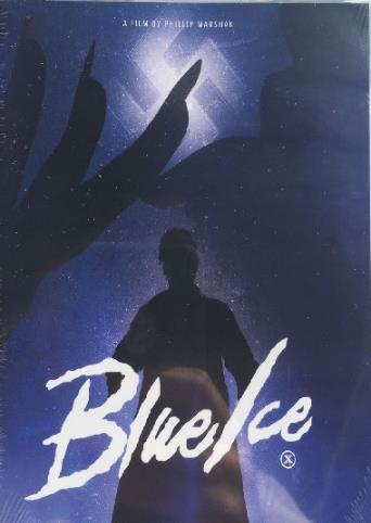Blue Ice from Vinegar Syndrome front cover