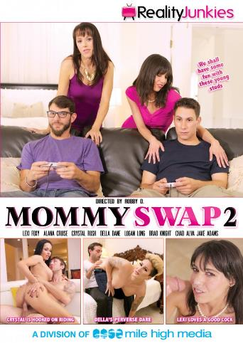 Mommy Swap 2 from Reality Junkies front cover