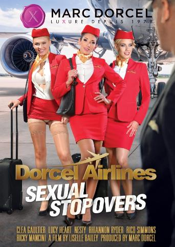 Dorcel Airlines Sexual Stopovers