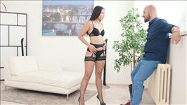 Anal Hose And Stockings Scene 1