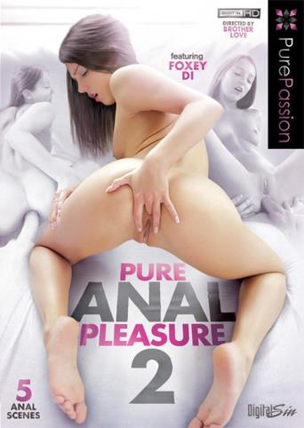 Pure Anal Pleasure 2 from Pure Passion front cover