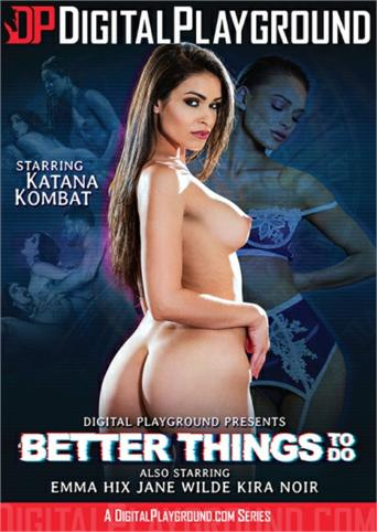 Better Things To Do from Digital Playground front cover